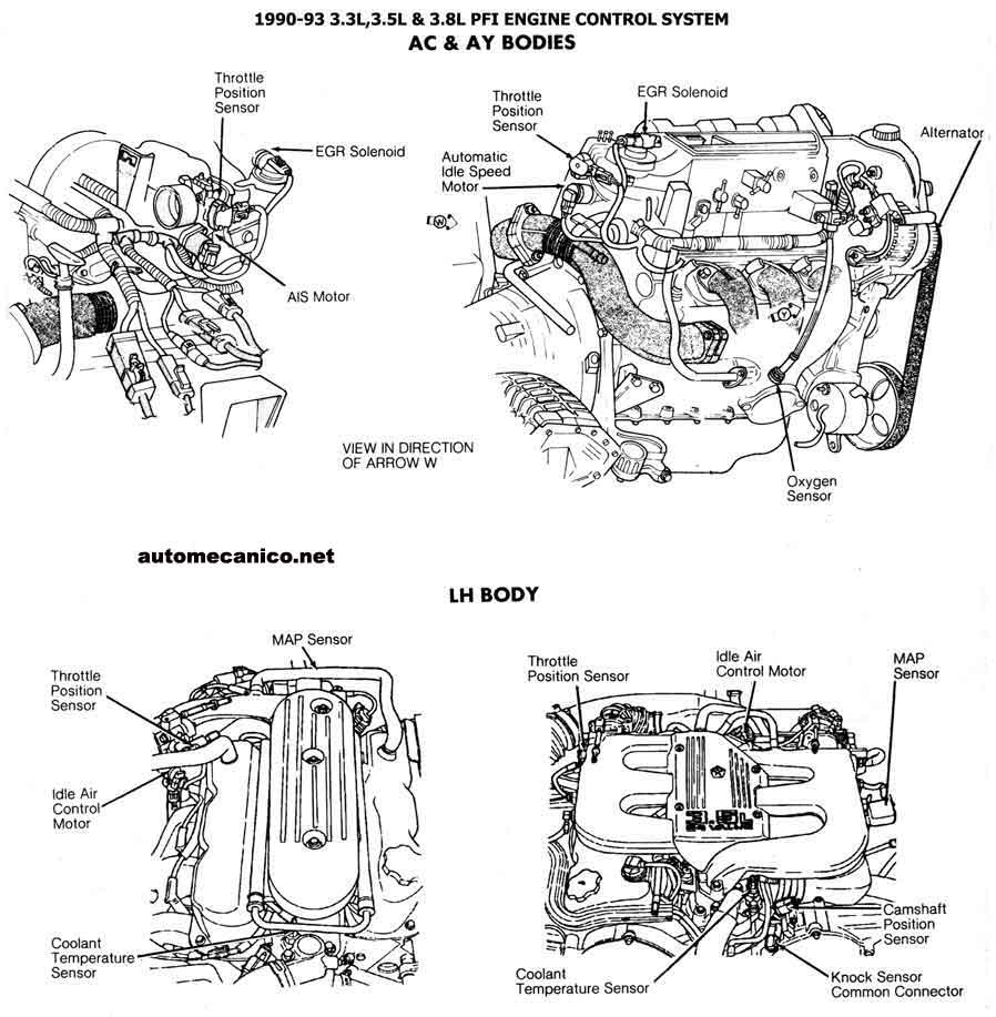 Chrysler l engine diagram free image