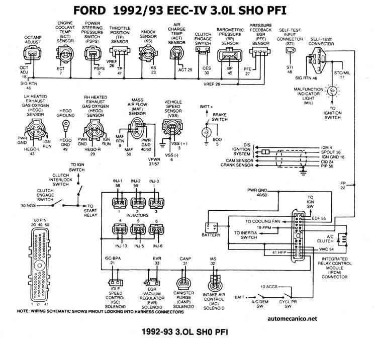 esqford3021A  Ford Taurus Wiring Diagram on 89 dodge ram wiring diagram, 89 gmc sierra wiring diagram, 89 dodge dakota wiring diagram, 89 toyota 4runner wiring diagram, 89 jeep yj wiring diagram, 89 honda civic wiring diagram, 89 chevy camaro wiring diagram,