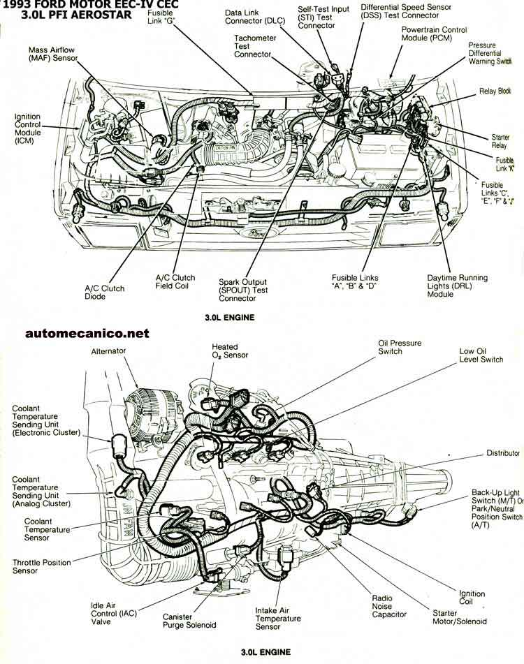 ford aerostar suspension
