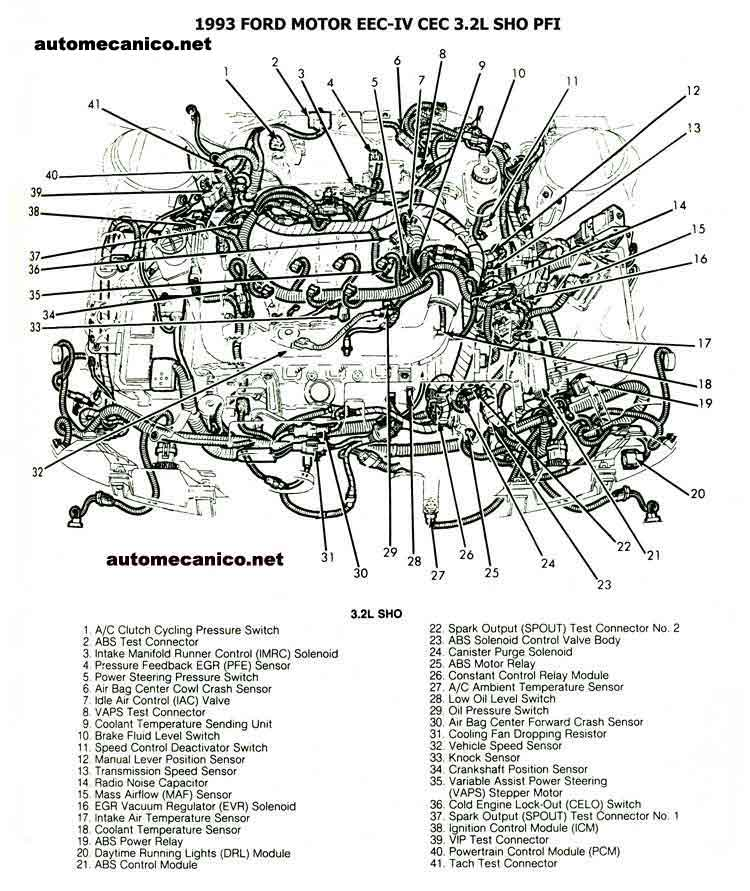 ford aspire engine diagram ford wiring diagrams