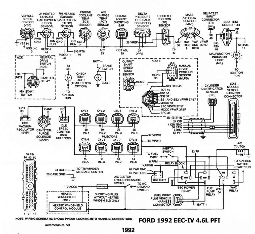 wiring diagram for ford f alternator wiring discover 89 ford f150 wiring diagram