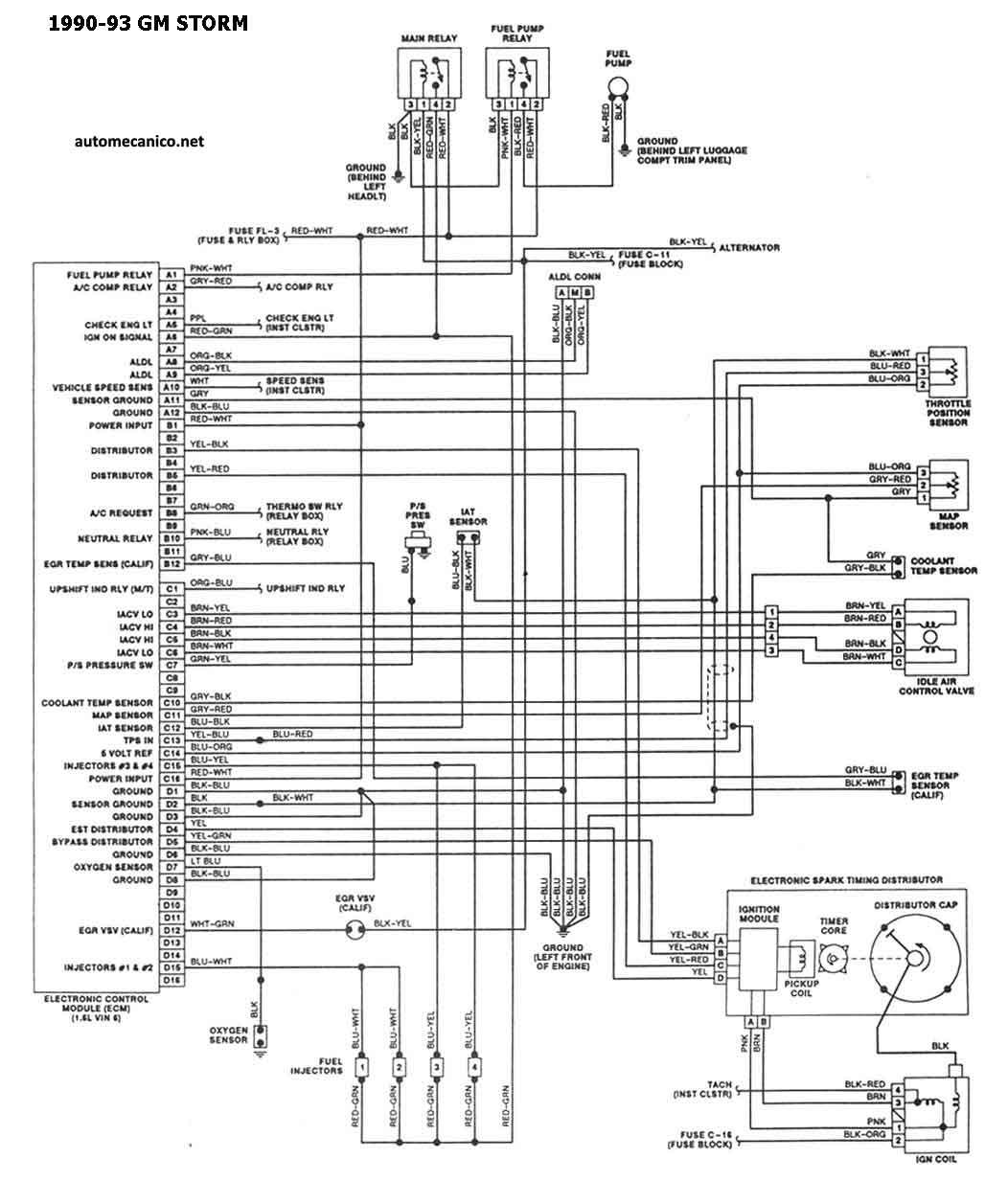 esqgm023 Iac Valve Diagram For Wiring on