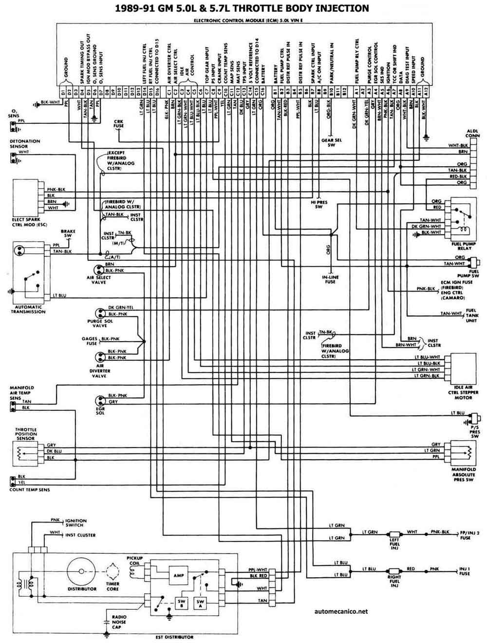 elec diagram for 1998 k3500 w454